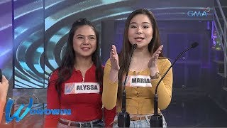 Wowowin: The viral Mabasa sisters