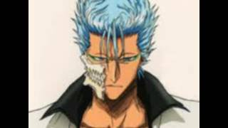 my favorite anime character Grimmjow Bleach