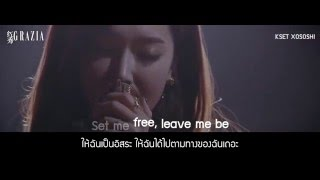 [Karaoke/Thaisub] Jessica Jung - Gravity [ost. Sing a song with yourself]