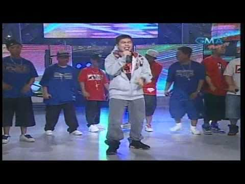 Michael V & Gloc 9 With Pinoy Henyo Rappers and Beatboxers