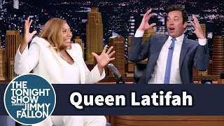 Queen Latifah Almost Drifted Out to Sea with Her New Boat