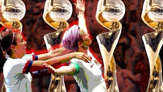 USWNT win World Cup, cement themselves forever in sports history | Sports Pulse