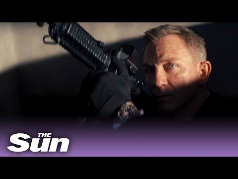 No Time To Die - Full trailer for new James Bond movie