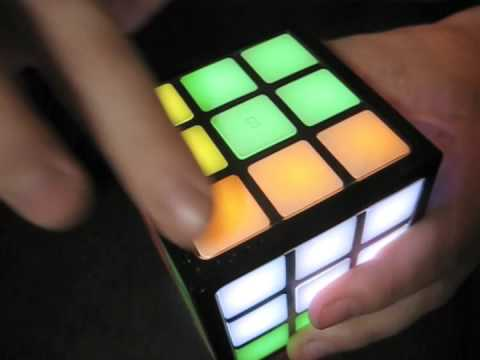 Rubik s Touch Cube Review