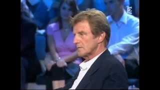 Bernard Kouchner - On n'est pas couché 23 Septembre 2006 #ONPC