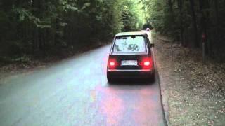 Volkswagen Golf MK1 GTI 16V KR german style cult
