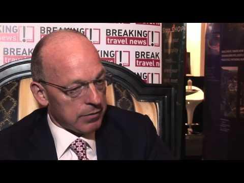 Guido De Wilde, regional vice president, Middle East, Starwood Hotels & Resorts Worldwide