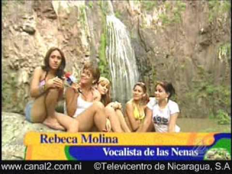 Las nenas de nicaragua en la tertulia Video