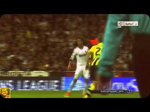 Real Madrid 2-0 Borussia Dortmund 2013 Goals & Highlights 30-04-2013