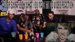 Download Lagu TAYLOR SWIFT LOOK WHAT YOU MADE ME DO MUSIC VIDEO REACTION Gratis STAFABAND