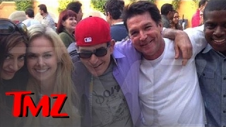 The Good News: There's a Party At Charlie Sheen's, Ya'll!!