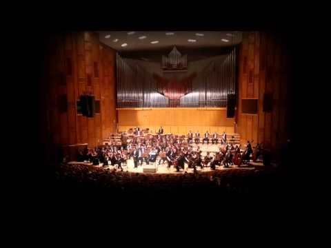 Avanpremiera concertului Orchestrei Nationale Radio de la Kuala Lumpur