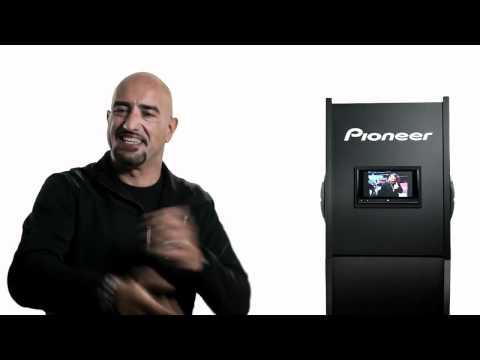 Pioneer SPH-DA01 AppRadio für iPhone 4_4S Pioneer AppRadio