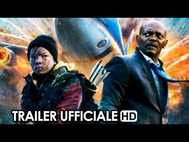 Big Game - Caccia al presidente Trailer Ufficiale Italiano (2015) - Samuel L. Jackson HD