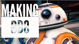 VFX Breakdown - Making BB8