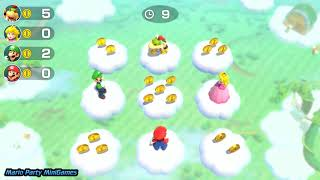 Super Mario Party Minigames (Videos for Babies Bedtime)