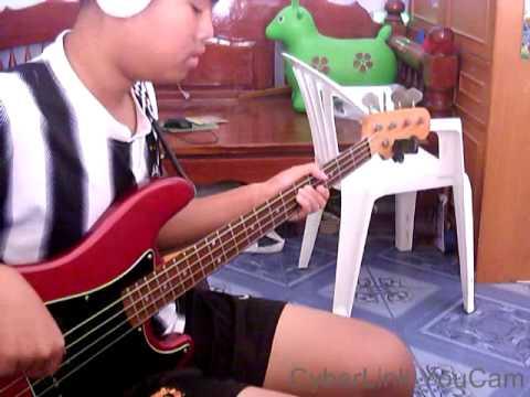 สักนาที - FUNKY BURGER basscover