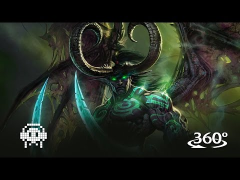 Video Games Live | 360° Video | World Of Warcraft: Legion Trailer
