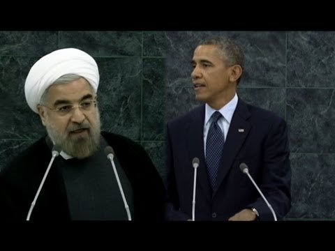 Obama Makes Historic Call to Iran, Talks Shutdown Showdown