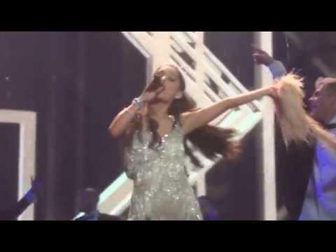 Ariana Grande - The Way (Honeymoon  Tour - Hershey PA)