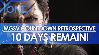 MGSV Countdown Retrospective: 10 Days Remain! - Kiefer Sutherland Unveiled