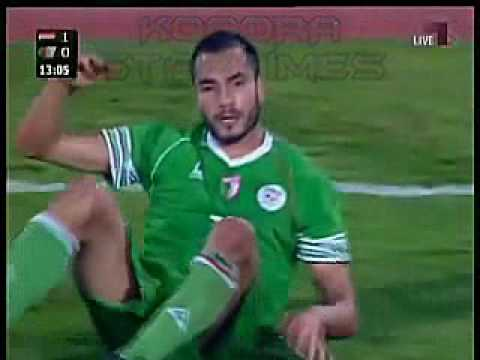 ALGERIE vs EGYPT  Match - Allar Retour Barage - HQ.WMV Music Videos