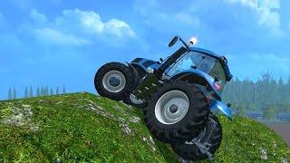 Treckerrecker Cartoons Cartoons for Children's Play Tractor Game