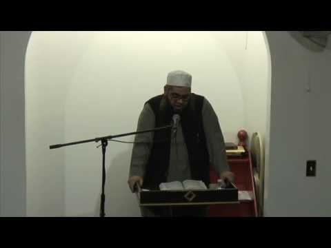 Moulana Mikaeel - Tafseer on 1/9/15 - Surah Al-Kahf Part 5