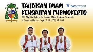 Diocese of Purwokerto Ordination to the Priesthood  2019