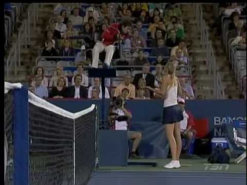 Maria Sharapova vs Marta Domachowska | 2008 Highlights