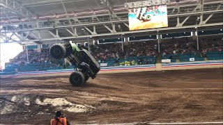 Monster Truck Freestyle San Diego County Del Mar Fair 7/3/19