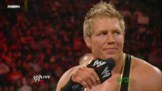 Jack Swagger VS The Undertaker  Part 1
