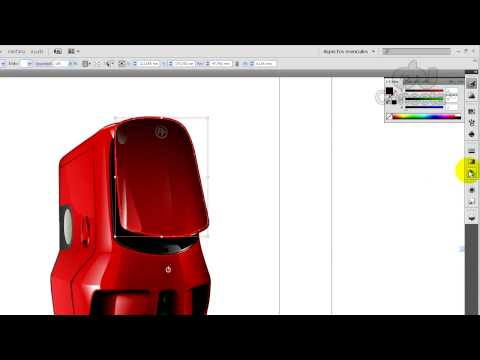 Tutorial Adobe Illustrator // Trabajo con máscaras y transparencias