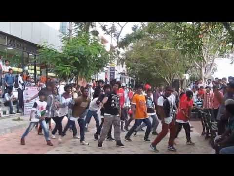 Official Video of Flash Mob at Marine Drive, Kochi