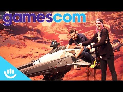 Wir freuen uns auf ... (gamescom-Special)