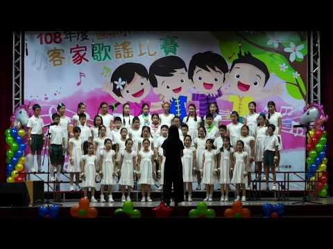 客家歌謠比賽榮獲第二名