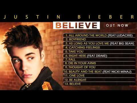 Justin Bieber -  Believe  (Album Sampler) - OUT NOW