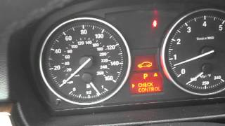 BMW 3 Series Battery Reset Procedure, Setting Time and Date, Description of Battery Problems
