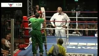 Martin Ward V Ryan Farrag Senior Aba 57kg Final 2010