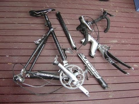 Cycling tips: Why buying a second hand carbon bicycle is bad idea..