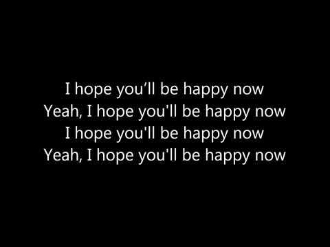 Kygo Feat. Sandro Cavazza - Happy Now LYRICS