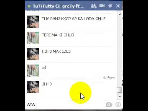 Tuti Futty Cii-grety Ft'kkc = Ki Ma Ki Chudai :3 video