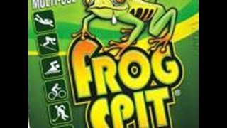 Frog Spit Anti-Fog Wipes