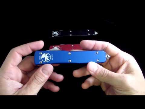 2014 Microtech Ultratech OTF Automatic Knives