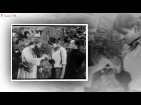 Raj Kapoor and Khan sb best clip from old hindi movie Sargam...