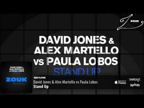 David Jones & Alex Martello Vs Paula Lobos