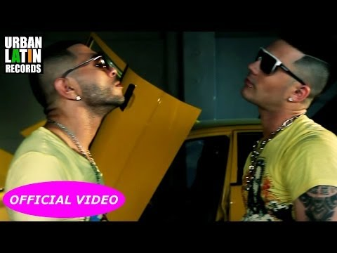 CHACAL Y YAKARTA Algo Contigo  OFFICIAL VIDEO  REGGAETON