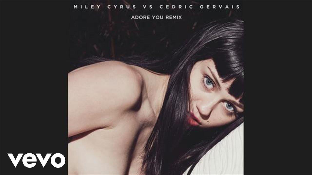 Cedric Gervais Logo Miley Cyrus Cedric Gervais