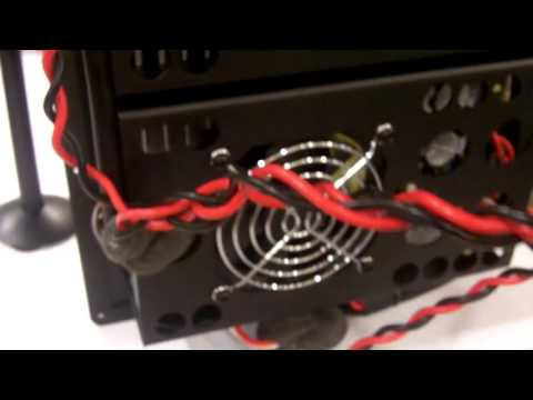 CEDIA 2015: Parts Express Exhibits SPA2400DSP Plate Amp Featuring 2400 Watts
