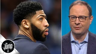 Celtics have good case to challenge Lakers for Anthony Davis - Adrian Wojnarowski | The Jump